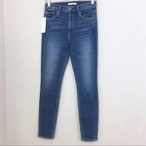 GRLFRND X Revolve Kendall High Rise Skinny Jeans